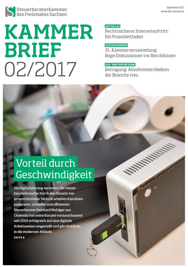 Kammerbrief-Cover 02/2017