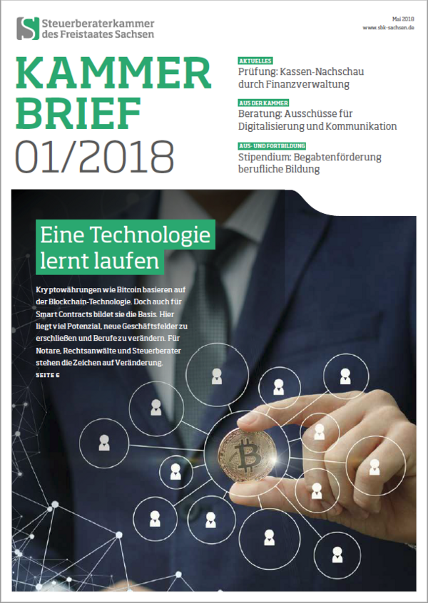 Kammerbrief-Cover 01/18